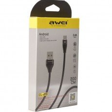 USB кабель Awei CL-28 Android ..